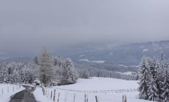 Winterwunderland?