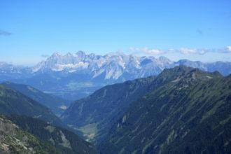 Dachsteinblick vom Pietrach