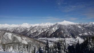 Winterbeginn im Lungau