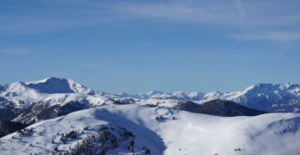 Panoramablick vom Schilchernock