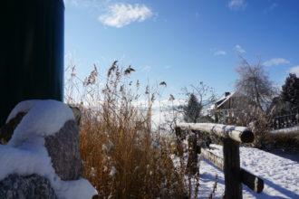 Blickrichtung Winter