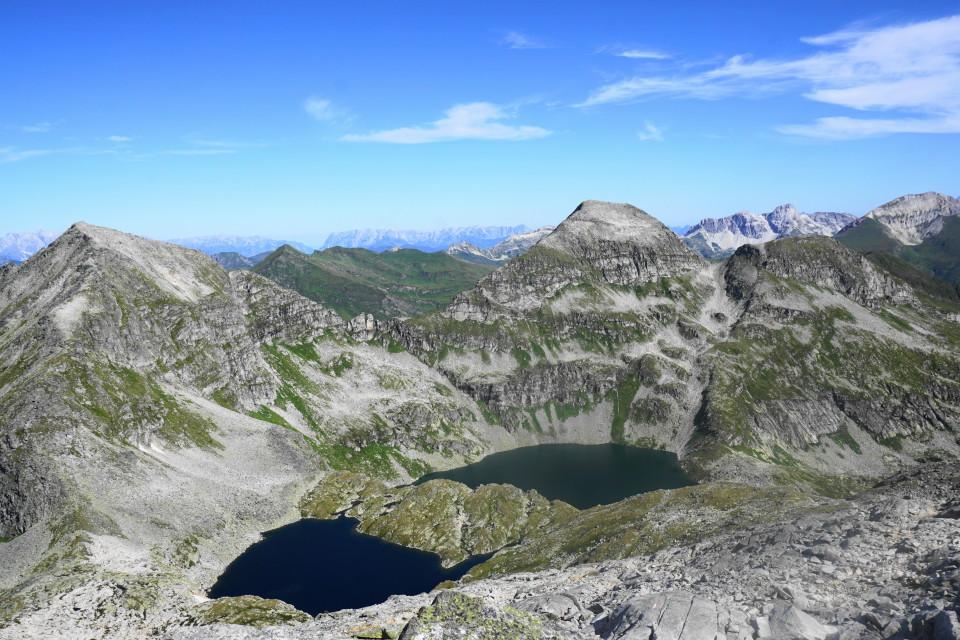 unterer und oberer Schwarzsee